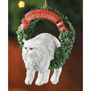 cat ornament cat up your tree