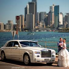 rose gold rolls royce rolls royce hire sydney arrive at your wedding destination in