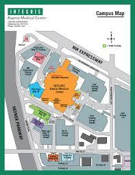 Ccu Campus Map Navigating The Hospital Integris