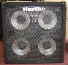 hartke 410xl bass cabinet hartke 410xl 4x10 bass guitar cabinet dematteo music reverb