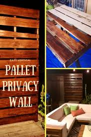 pallet fences u2022 your design u0026 build can save you money u2022 1001pallets