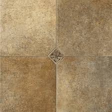 resilient vinyl flooring in tile wood and looks