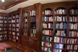 Bookshelves Cherry by Maryland Custom Libraries And Bookcases Maryland Cabinets A
