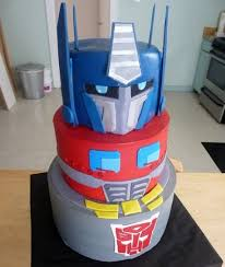 optimus prime cakes transformers optimus prime cake pic global news