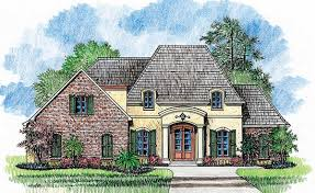 french country home plan with extras 56334sm architectural