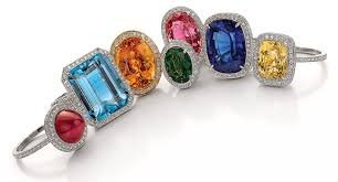 color gemstone rings images Vra home png