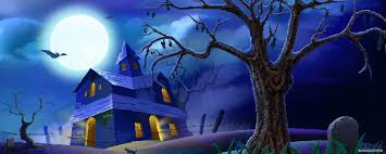 halloween laptop backgrounds screen wallpapers free group 64