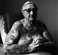 history of women u0027s tattoos from native americans to cancer