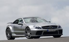 mercedes sl amg black series 2010 mercedes sl65 amg black series official photos and