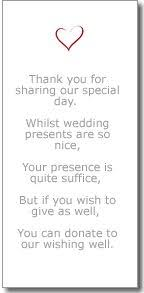 wedding quotes poems money instead of wedding gifts poem search summer