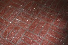 Red Brick Linoleum Flooring by Asbestos Tile Identification Design Decorating Fancy With Asbestos