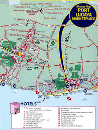 Grand Cayman Map Island And City Maps The Caribbean Stadskartor Och Turistkartor
