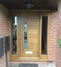 contemporary front doors jonathan elwell gallery