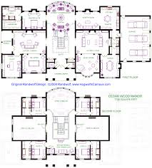 cedar wood manor floor plan