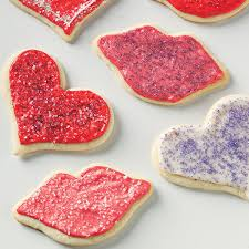 valentines day cookies 30 recipes for s day cookies taste of home