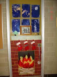 Office Door Decoration Christmas Office Door Decorating Contest Ideas Rainforest