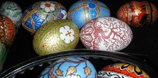 decorated egg shells make hundreds by creating and selling decorative egg shells the