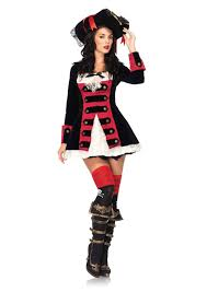 leg avenue u0026 charming pirate captain women u0027s costume