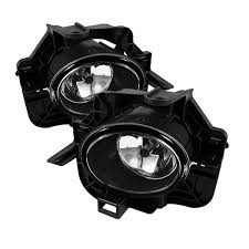 nissan spyder amazon com 07 09 nissan altima 4dr oem style clear fog lights
