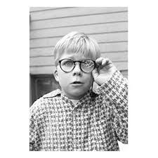 a story 1983 ralphie s broken glasses warner