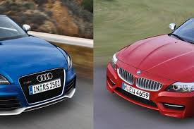 audi tt m audi tt rs coming to the u s is there a need for a bmw z4 m