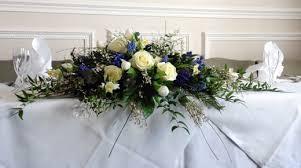 wedding table flower arrangements 6521