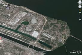 Chernobyl Map Chernobyl Google Maps Chernobyl Nuclear Power Plant From Google