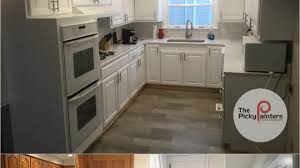 looking for someone to paint my kitchen cabinets what sheen to use when painting my kitchen the picky