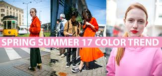 2017 color trend fashion the 14 biggest spring summer 2017 color trends f trend