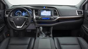 2015 toyota highlander suv review with price horsepower and photo