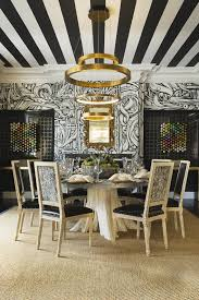 Black And White Striped Dining Chair 7 Unexpected Ways To Decorate With Black And White Stripes Décor Aid