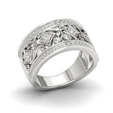 engagement rings vintage style vintage wedding rings for less overstock