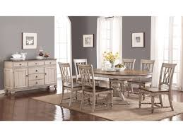flexsteel wynwood collection plymouth cottage dining room group