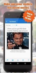 Best App For Making Memes - meta meme android apps on google play