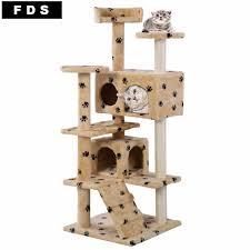 Cat Furniture Aliexpress Com Buy New Cat Tree Tower Condo Furniture Scratch