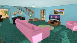 Family Guys Griffin House Recreated In VR  VRFocus - Family guy room