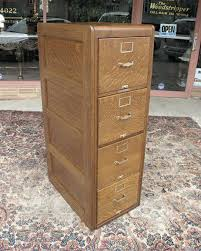 Wood File Cabinet Ikea Four Drawer Wooden File Cabinet 4 Drawer Antique Oak File Cabinet