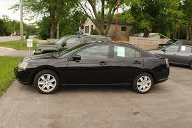 black mitsubishi galant 2003 2006 mitsubishi galant se black sedan