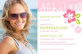 how to create luau birthday invitations amazing invitations cards