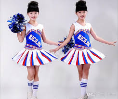 Cheerleader Costume Halloween 2017 2017 Size Fashion Cheerleading Glee Cheerleader