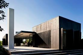 modern house minimalist design elegant sustainable house design