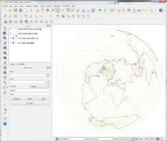Azimuthal Map Gis For Radio Maps U2013 Alloutput Com
