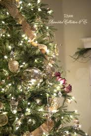 balsam hill christmas tree french country christmas decor ideas