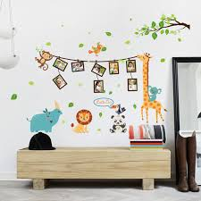 Kids Room Wall Decor Stickers by Online Get Cheap Frames Wallpapers Aliexpress Com Alibaba Group