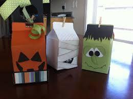 Halloween Milk Carton Crafts by Best 25 Halloween Party Favors Ideas On Pinterest Halloween 23