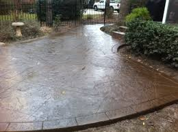 Seamless Stamped Concrete Pictures by Stamped Concrete Contractor I U0027m Fairhope Al 251 550 9369