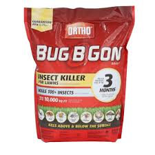 ortho 10 lb bug b gon max insect killer for lawns 0167042 the
