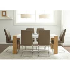 contemporary dining room set modern contemporary dining room sets allmodern