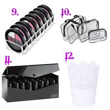ebay makeup storage ideas totalmakeupaddict irish beauty blog