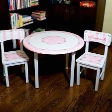 Childrens Desk And Stool Children U0027s Table And Chairs Sponged Personalized Baby Gifts